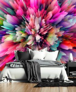 Tapeta do dekoracji sypialni