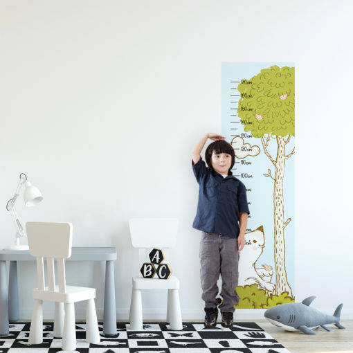 Miarka wzrostu drzewo