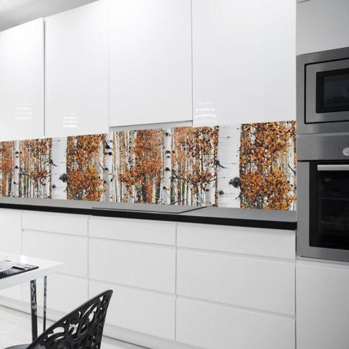 Tapeta na ścianę do kuchni