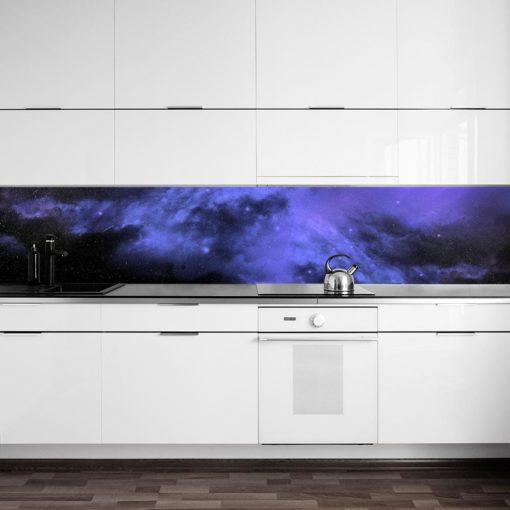 Fototapeta z galaktyką do kuchni