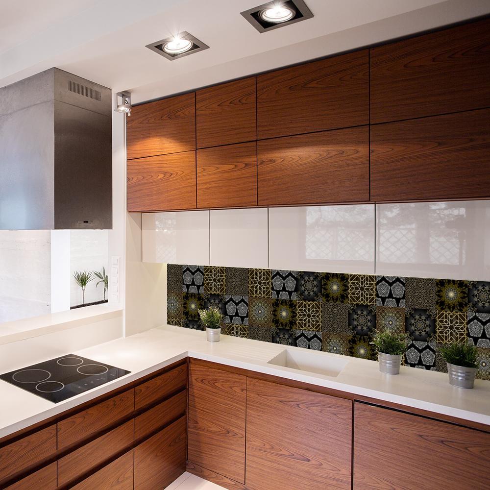 fototapeta w orientalnym stylu do kuchni