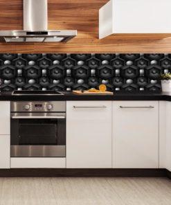 foto-tapeta kuchenna w 3d