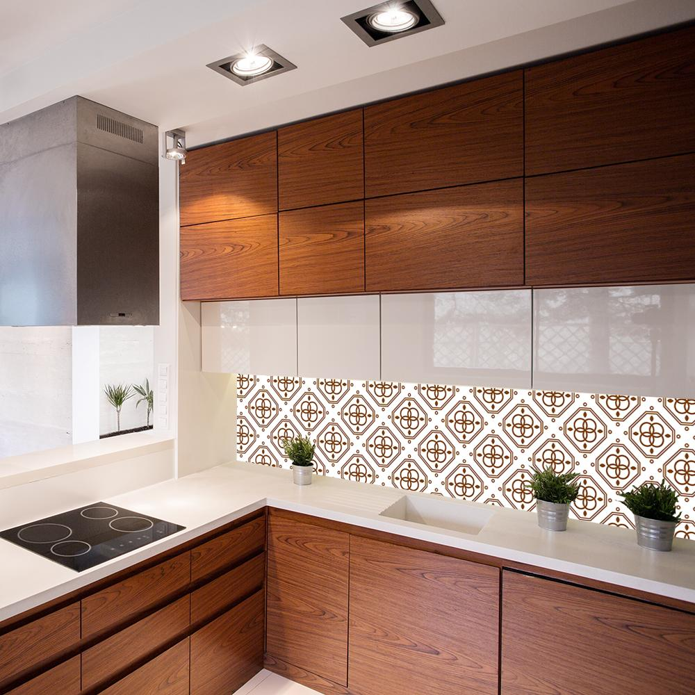 tapety z wzorami na ścianę do kuchni
