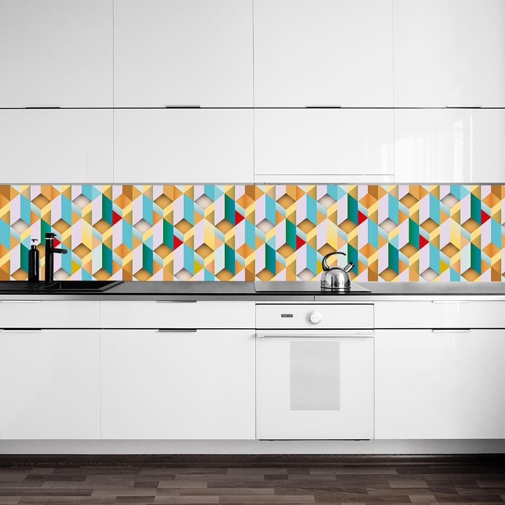 trójwymiarowe wzory na tapecie na ścianę