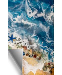 fototapeta z morskim widokiem