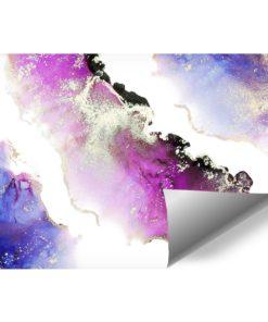 Fototapeta z motywem abstrakcyjnych mazajów
