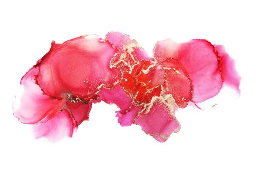 Koralowa abstrakcja jako ozdobna tapeta