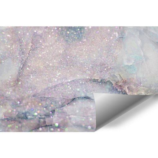 Tapeta z różowym marmurem