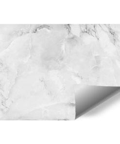 Fototapeta ze wzorem delikatnego marmuru