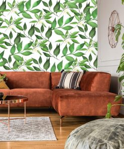 Fototapeta na ścianę do salonu - Motyw roślinny