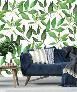 Fototapeta do salonu - Motyw roślinny