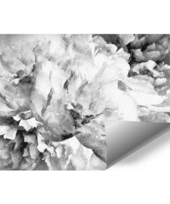 Fototapeta do przedpokoju - Kwiaty jak malowane