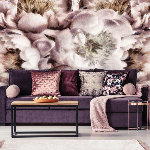 Fototapeta z motywem kwiatów do salonu