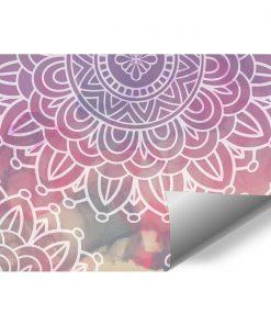 Fototapeta z mandalami do pokoju