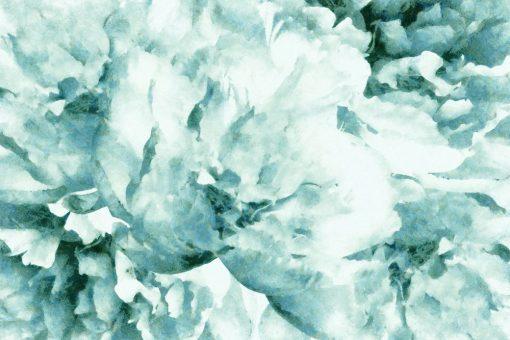 Tapeta z niebieskim kwiatem