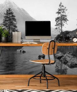 Foto-tapeta z krajobrazem do biura