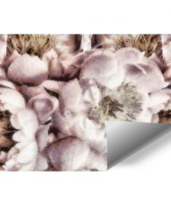 Fototapeta z motywem kwiatów do biura