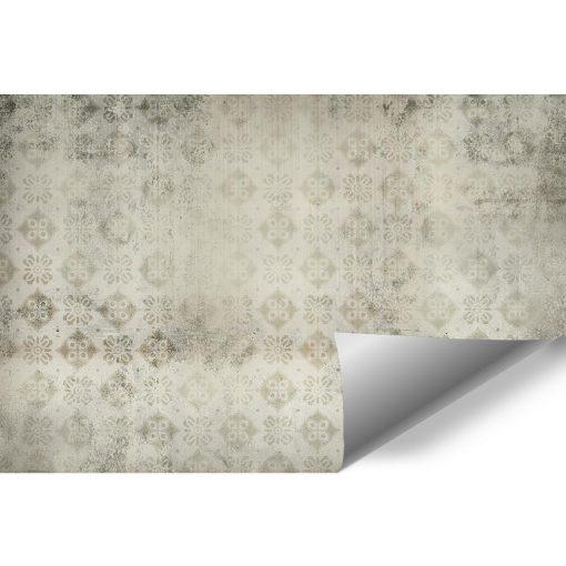 Foto-tapeta do pokoju - Beżowy wzór