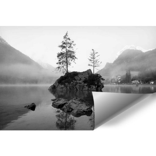 Fototapeta z jeziorem Hintersee do pokoju