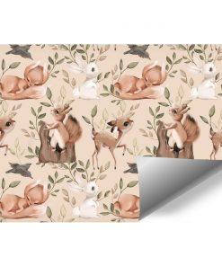 Tapeta dla dziecka - Wiewiórka