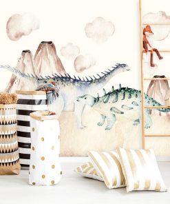 Dinozaury - Fototapeta dla dziecka