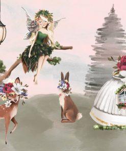 Fototapeta dziecięca - Leśny Elf