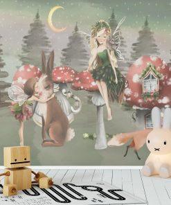 Elfi Lasek - fototapeta dla dzieci