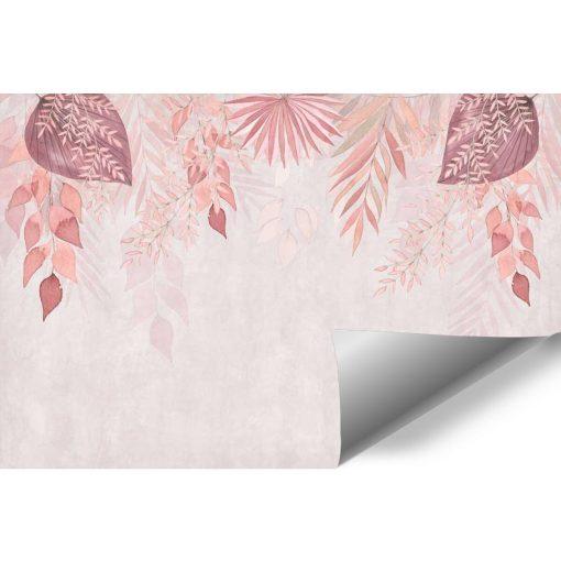 Różowa kompozycja - tapeta