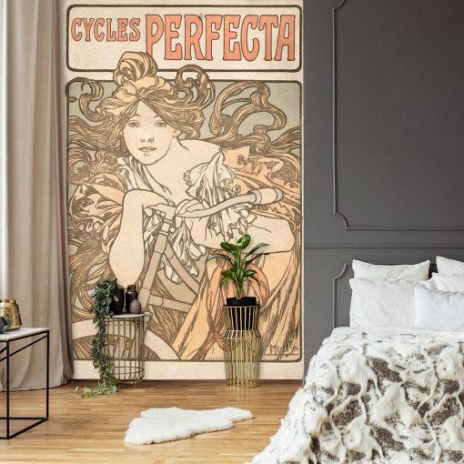 Cycles Perfecta - tapeta