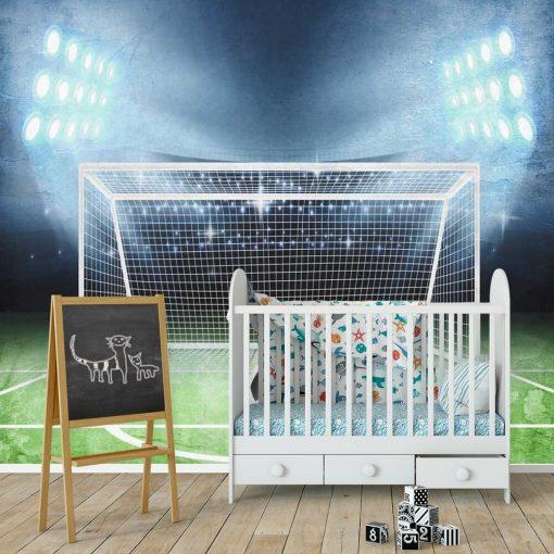 Fototapeta sportowa - Boisko piłkarskie dla miłośnika footballu