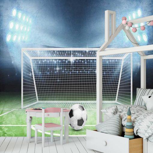 Fototapeta sportowa - Boisko piłkarskie dla ucznia