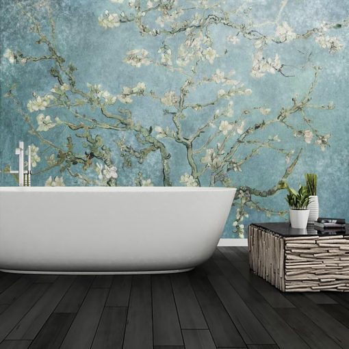 Vincent Van Gogh - Fototapeta z reprodukcją do łazienki